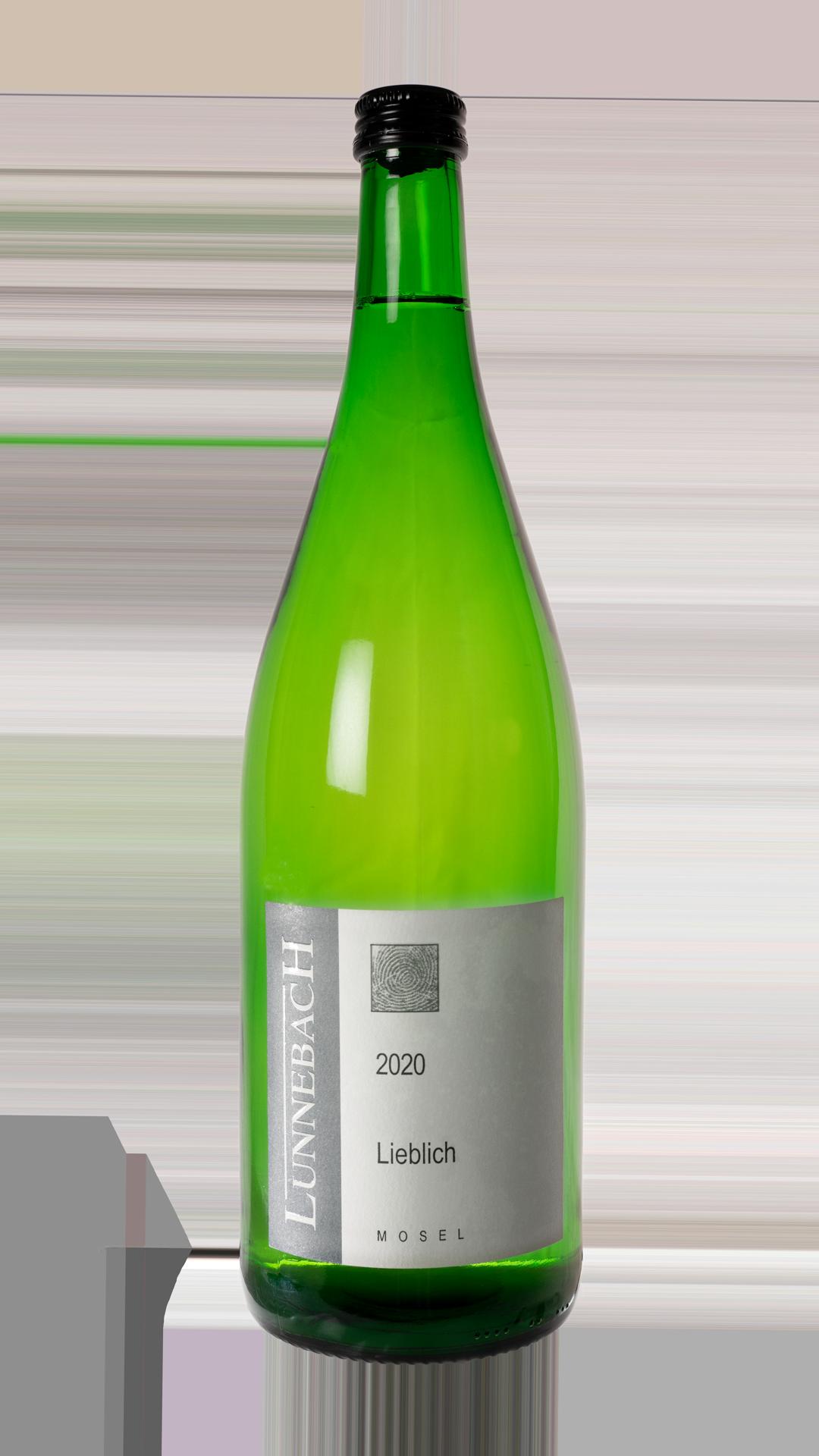 2020 Qualitätswein lieblich
